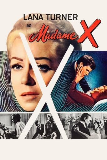 Poster of Madame X
