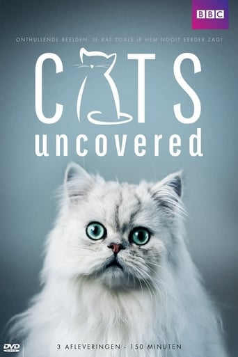 Poster of Cats Uncovered