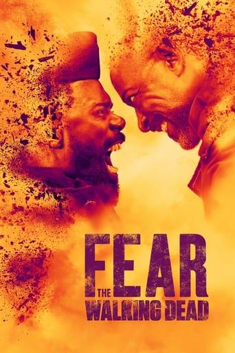 Poster of Fear the Walking Dead