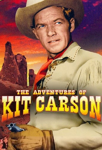 Poster of The Adventures of Kit Carson