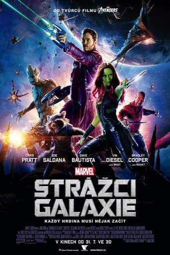 Poster of Strážci Galaxie