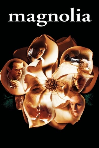 Poster of Magnolia