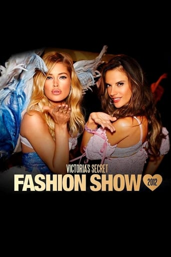 The Victoria's Secret Fashion Show 2012 poster