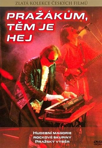 Poster of Pražákům, těm je hej