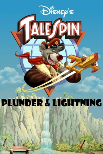 Poster of Talespin: Plunder & Lightning