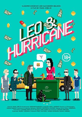Poster of Leo & Hurricane
