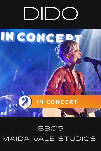 Poster of Dido: In Concert at BBC's Maida Vale Studios