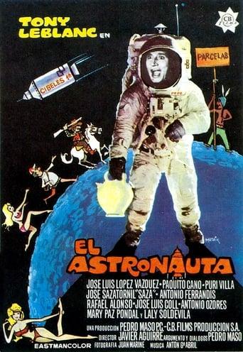 Poster of El astronauta
