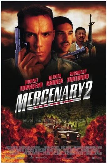 Poster of Mercenary II: Thick & Thin