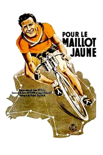 Poster of Pour le maillot jaune