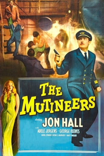 Poster of The Mutineers