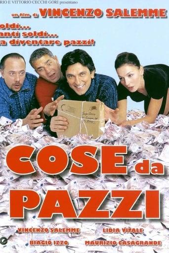 Poster of Cose da pazzi