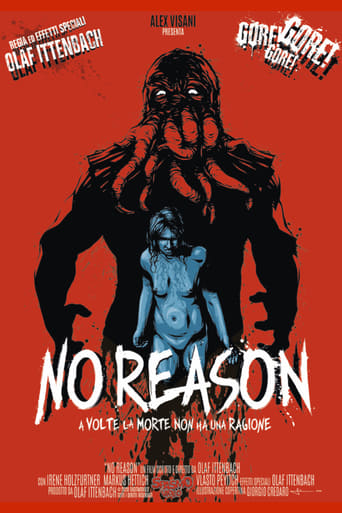 NO REASON (GERMAN) (BLU-RAY)