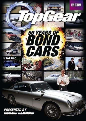 Poster of Top Gear: 50 Years of Bond Cars