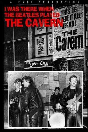 Poster of I Was There: When the Beatles Played the Cavern