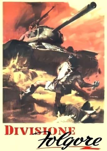 Poster of Divisione Folgore