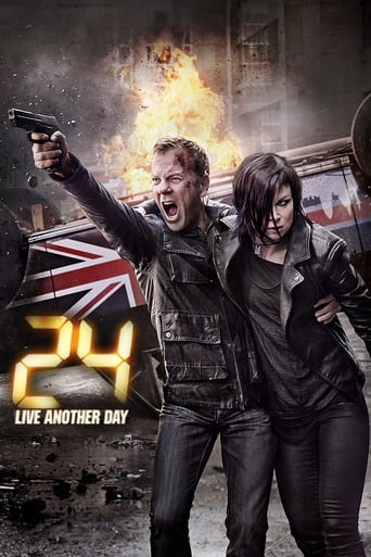 Poster of 24: live another day