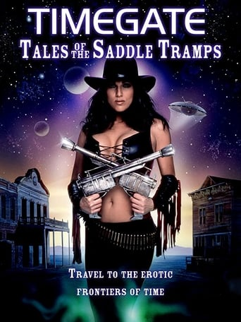 Poster of Timegate: Tales of the Saddle Tramps
