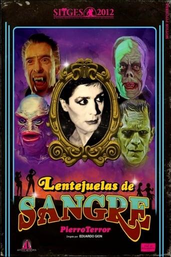 Poster of Lentejuelas de sangre