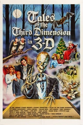 Poster of Tales of the Third Dimension