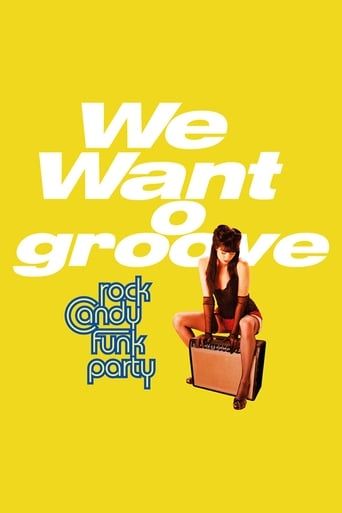 Poster of Rock Candy Funk Party - We Want Groove
