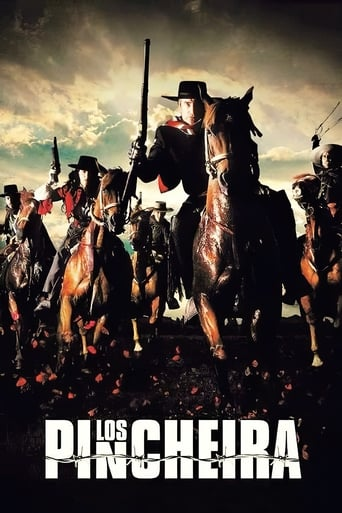 Poster of Los Pincheira
