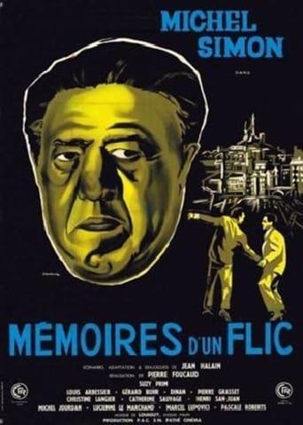 Poster of Mémoires d'un flic