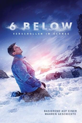 Filmplakat von 6 Below - Verschollen im Schnee