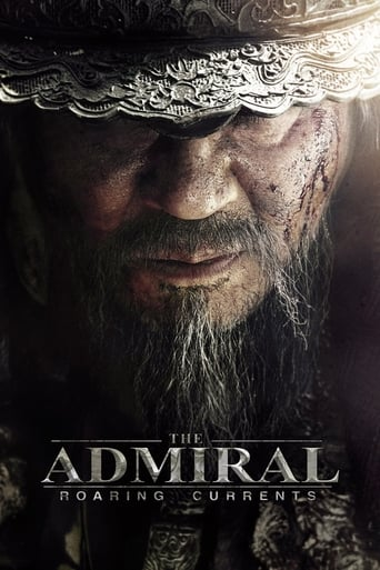 Poster of The Admiral: Roaring Currents