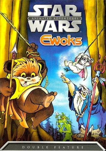 Poster of Star Wars: Ewoks