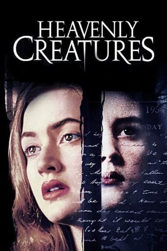 Poster of Heavenly Creatures