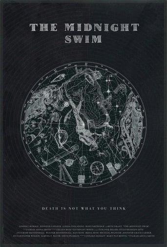 Poster of The Midnight Swim