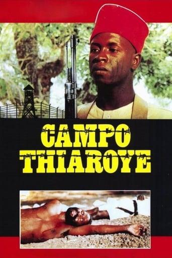 Poster of Camp de Thiaroye