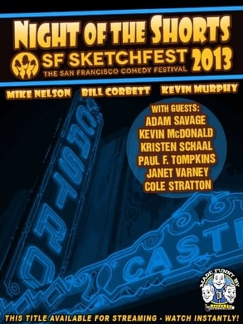 Poster of RiffTrax Live: Night of the Shorts - SF Sketchfest 2013