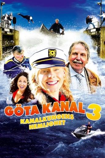 Poster of Göta Kanal 3 - kanalkungens hemlighet