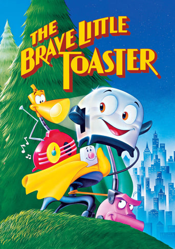 Poster of The Brave Little Toaster