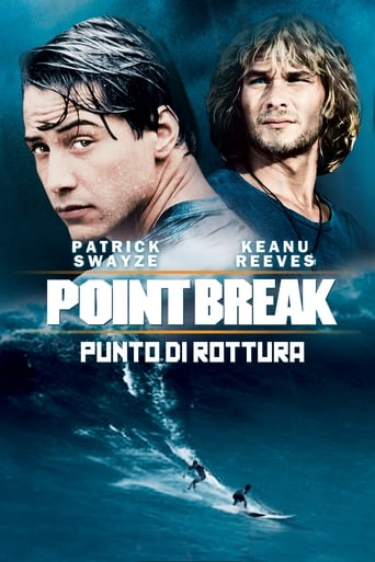 Poster of Point Break - Punto di rottura