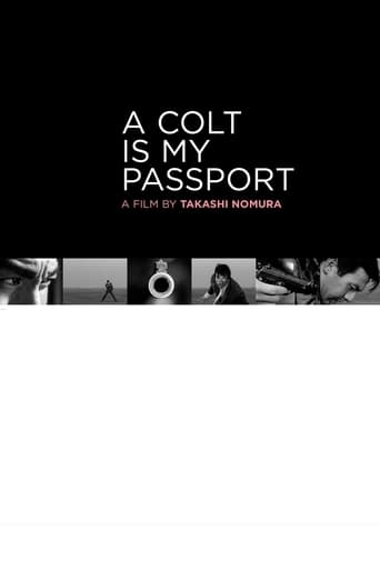 Poster of A Colt Is My Passport