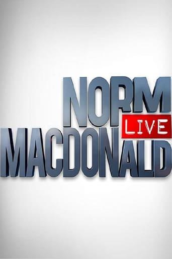 Poster of Norm Macdonald Live