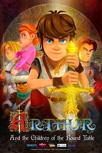 Poster of Arthur et les enfants de la table ronde