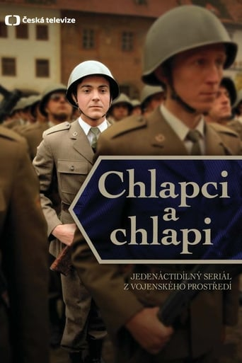 Poster of Chlapci a chlapi