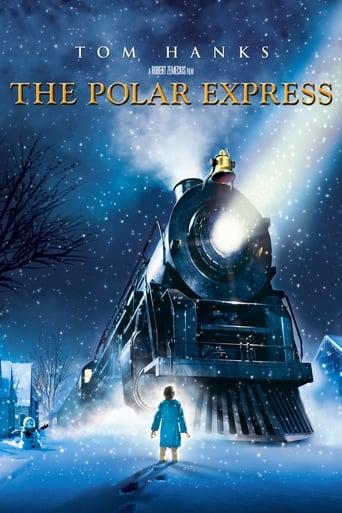 Polarexpressen - filmaffisch
