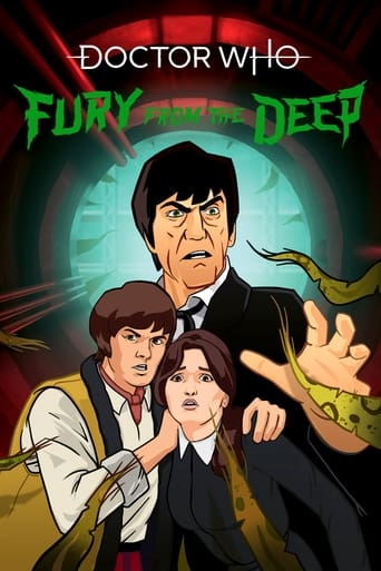 Poster of Doctor Who: Fury from the Deep