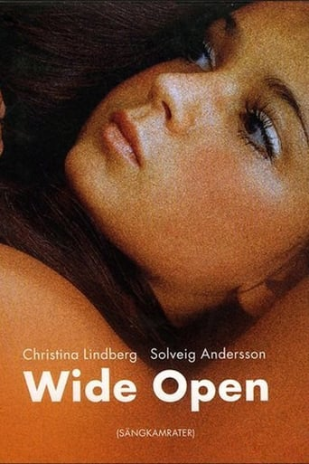 Poster of Wide Open