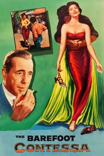 Poster of The Barefoot Contessa
