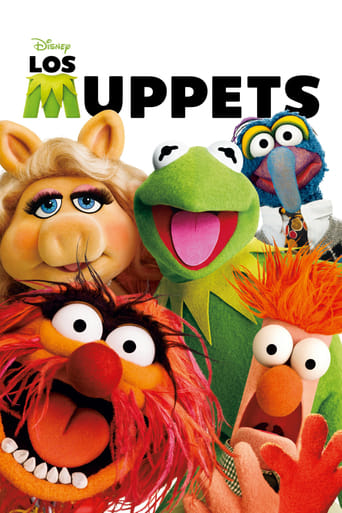 Poster of Los Muppets