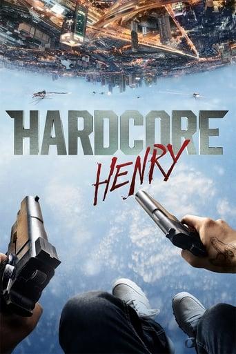 Poster of Hardcore Henry