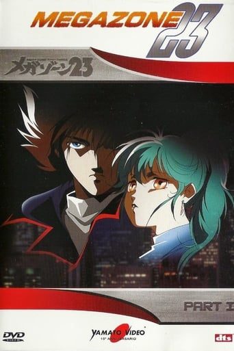 Poster of Megazone 23