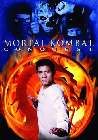 Mortal Kombat Conquest: Warrior Eternal poster