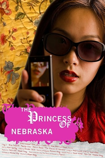 Poster of La princesa de Nebraska